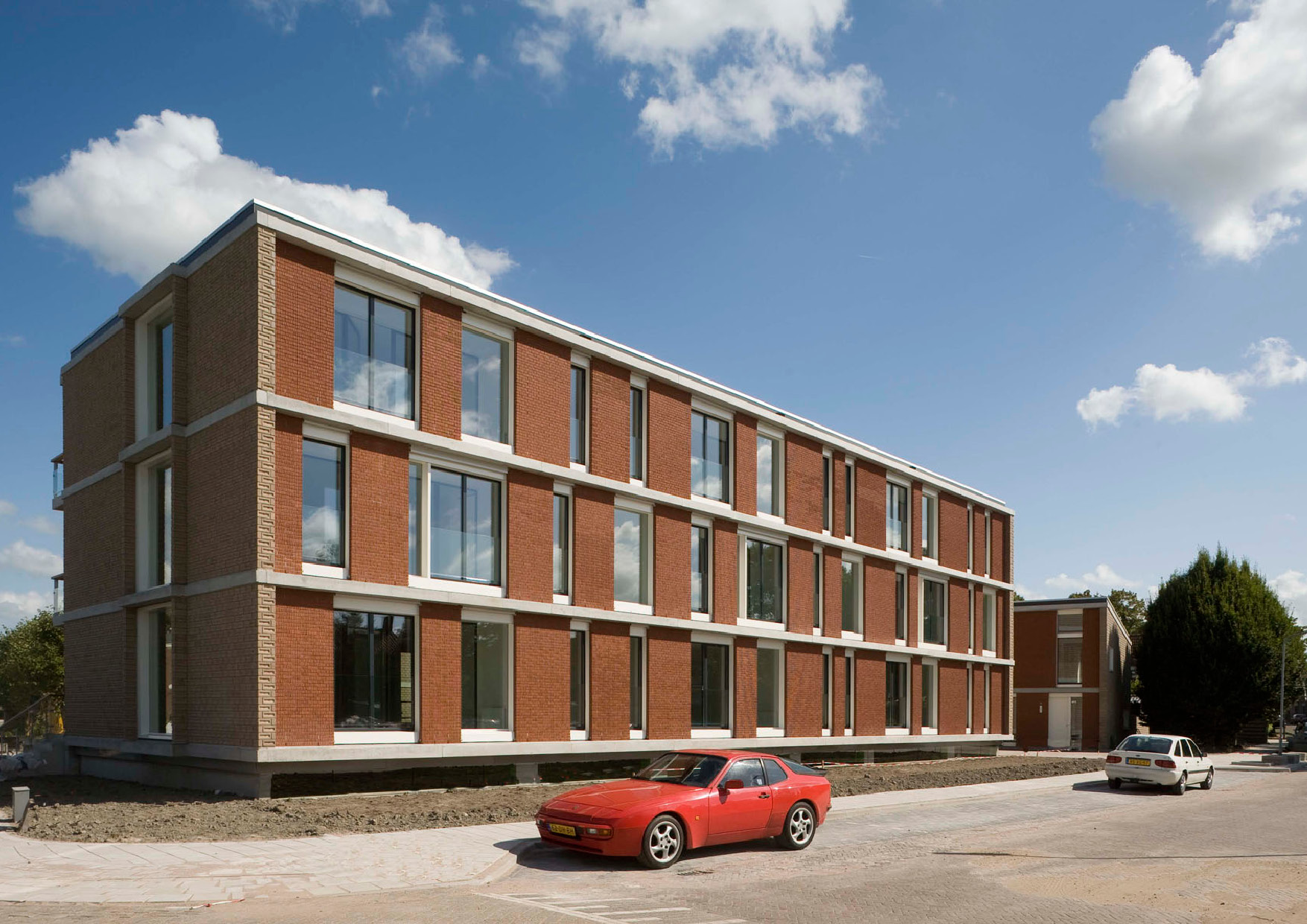 30 senior housing, edam