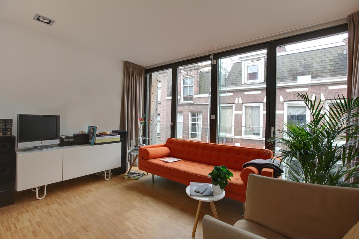 Bastiaan Jongerius - 2 glass houses, amsterdam